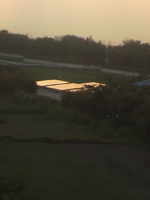 自宅西の   太陽光発電20140715.jpg